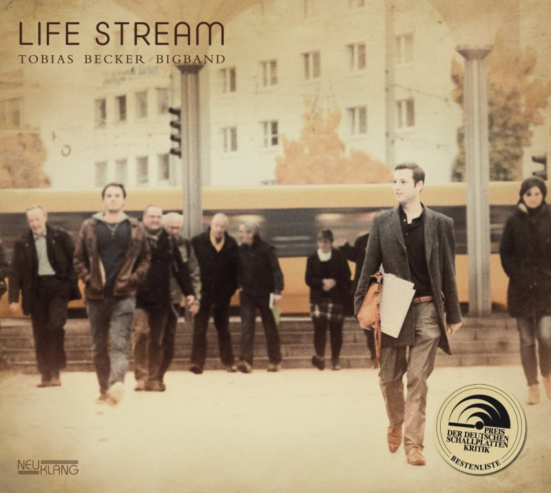 Life Stream Album Artwork